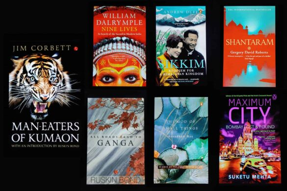 The collection of top fiction novels that bring Indian culture to life