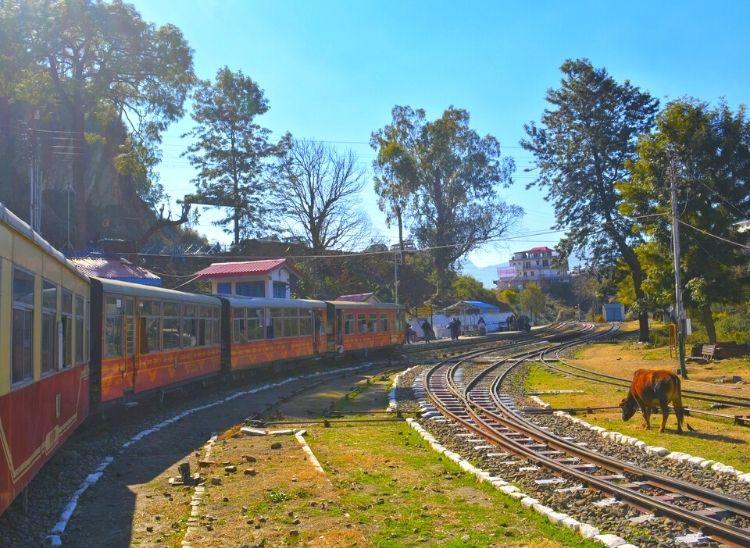 View Darjeeling Himalayan Railway | Top 5 Mountain Railway Toy Trains In India
