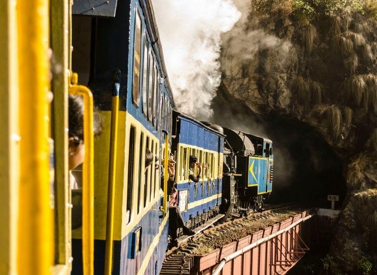 Nilgiri Mountain Railway | Top 5 Mountain Railway Toy Trains In India