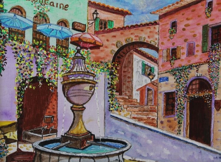 Saint-Paul-de-Vence, the sunny countryside Provence surrounding adorable hilltop towns | Places in South of France