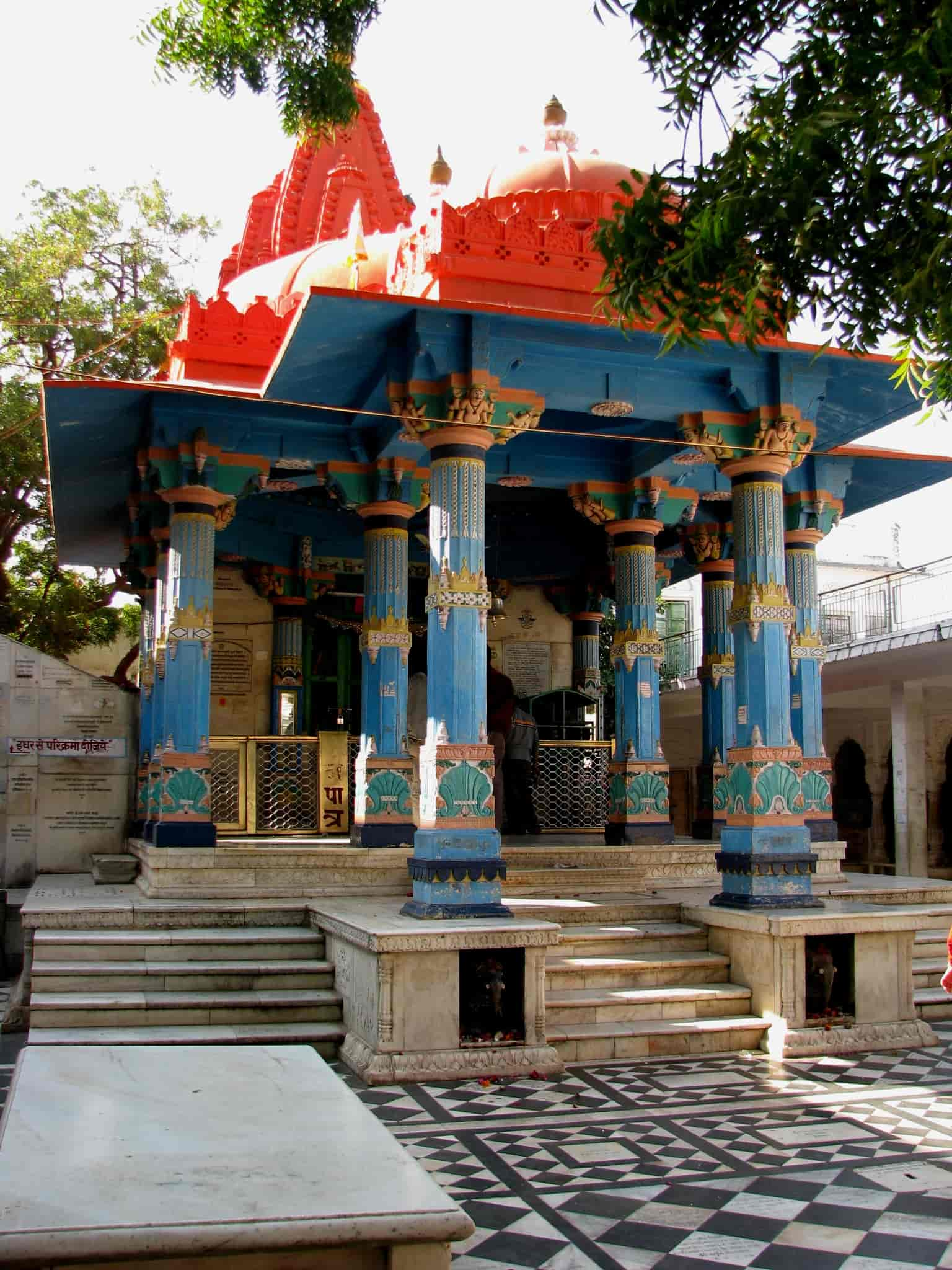 2000 years old Brahma temple in Pushkar is a rare religious site that is dedicated to the lord of creation.