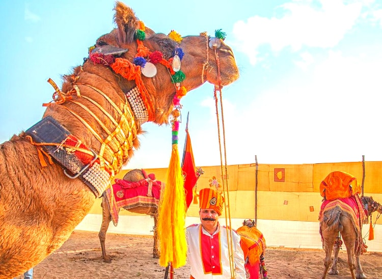 Pushkar Fair, a celebration of colours, camels and culture