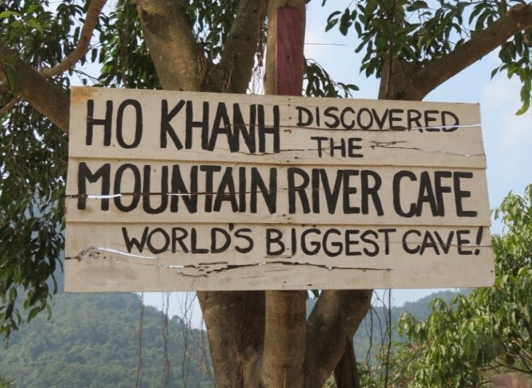 Ho Khanh discovered the Hang Son Doong | World's largest cave