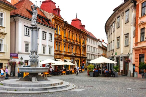 10 Local Vibes To Feel In Ljubljana, Slovenia | These tips will inspire you along the way to discover the city's vibes.