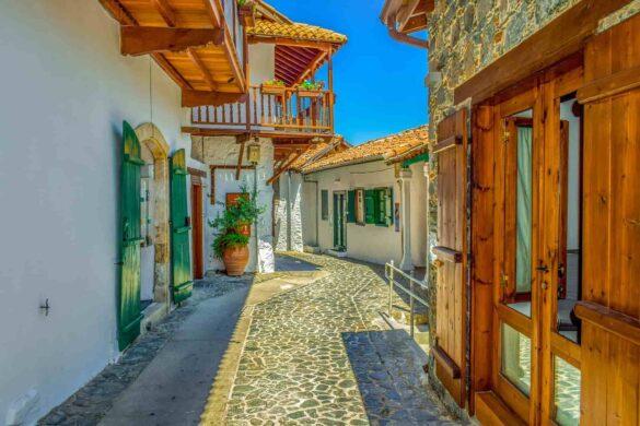 Day Trip To Kalopanayiotis Village In Countryside Cyprus