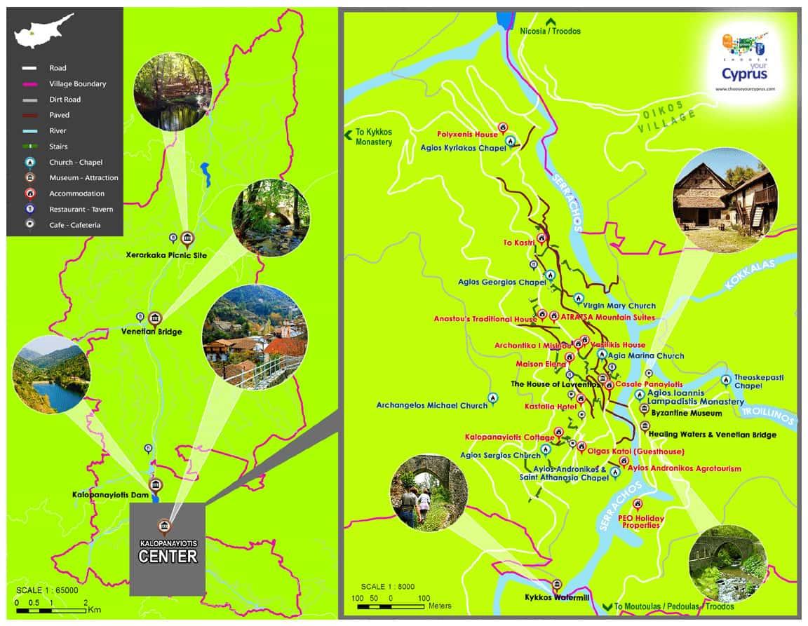 Kalopanayiotis-Village-map